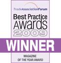 Best Practice Awards Winner 2009
